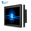 17.3 inch Industrial Multi Capacitive Touch Screen Panel PC for Ubuntu Linux System