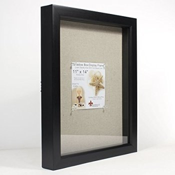 Wall Hanging White Glass Shadow Box Picture Frame - Buy Wall Hanging ...