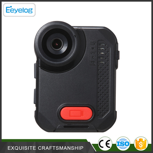2.0 inch LCD screen HD 1440P portable mini DVR full HD CCD recorder police body camera