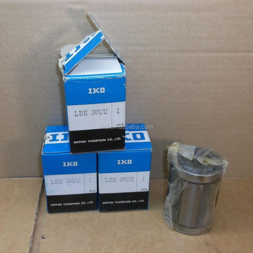 NEW IKO LBE30 UU AJ Linear Bearing Bushing LBE-30-UU-AJ