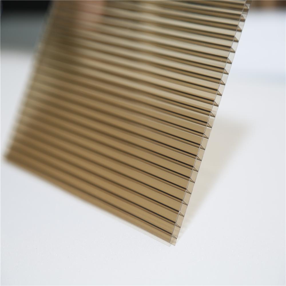 Lexan transparente l mina de policarbonato corrugado - Techos de plastico ...