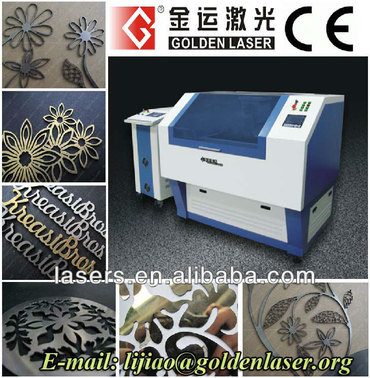 YAG 500W small laser cutters for steel pipe