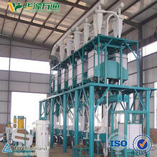 Best selling corn maize wheat commercial flour milling machine