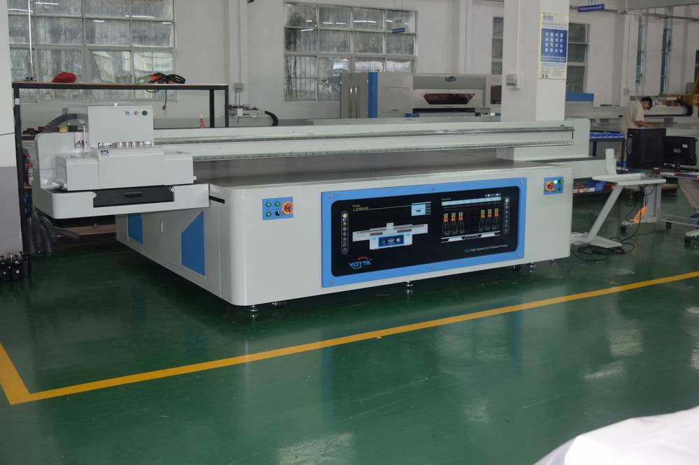 Best 3020 uv printer for ceramic tile / flatbed uv printer for composites / Ceiling digital printing machine