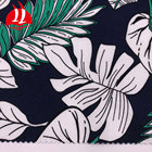Summer thin floral printed clothing cotton linen fabrics for dresses