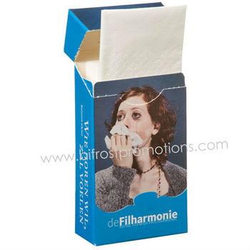 Cigarette Box Style Tissue Box Buy Mini Tissue Boxtissues Paper In