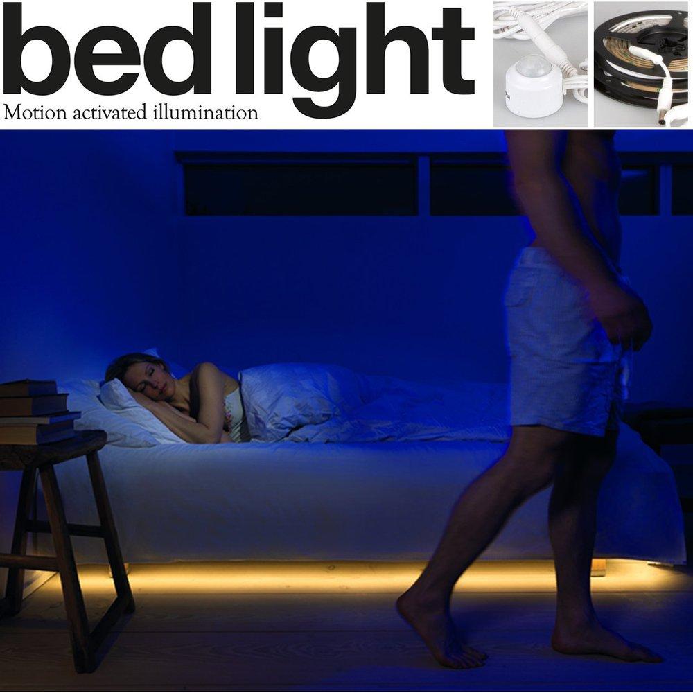 Motion Sensor Stick Under Bed Led Motion Sensor Light From Weistai ...