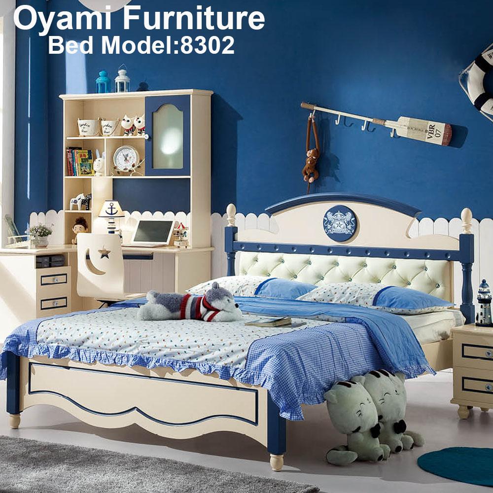 Colorido mejor precio último diseño niños muebles de dormitorio ...