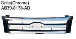 OEM AB39-8178-AD FOR FORD RANGER 2012 Auto Car grille (chrome)