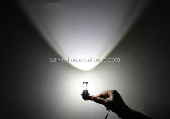Led H7 Lampen : Led nebel lampen high power watt  h h h h h
