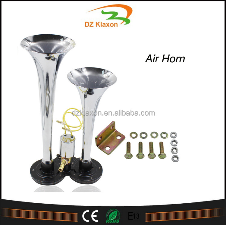 Chrome alloy electrically controlled air horn for zongshen truck