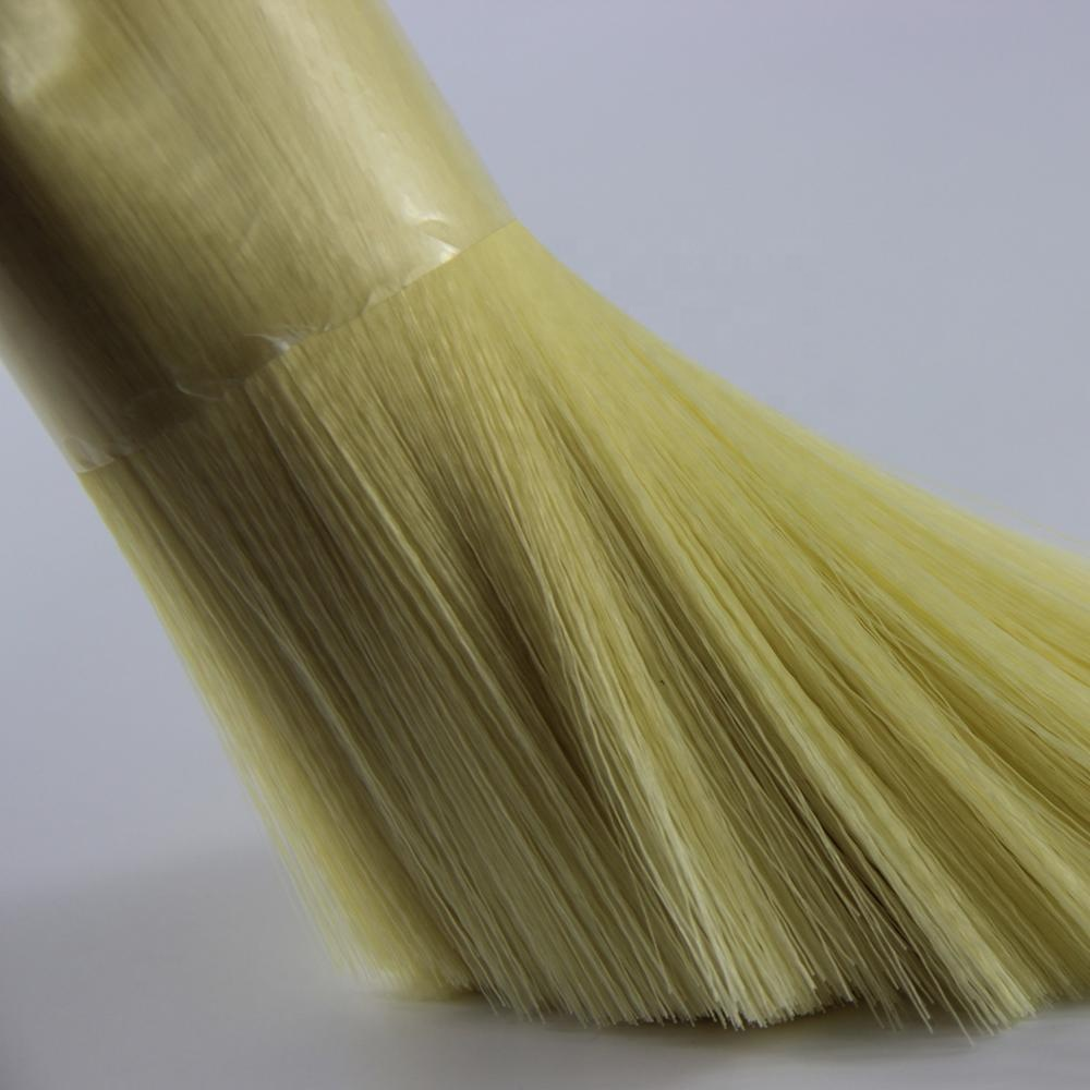 Different diameter pvc filament for car-washingr brush/broom/christmas tree pvc bristle