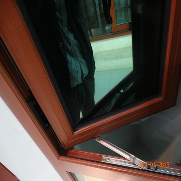 wanjia hot sale painting anodized aluminum window frame