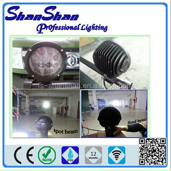 High Bright 60w Led Working Light For Truck High Power Ip67 Car ...