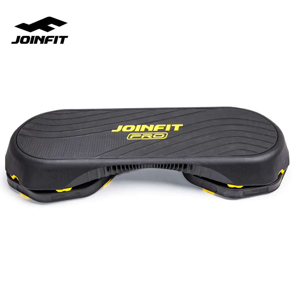 2019 New Designed JOINFIT Adjustable Step Platform Aerobic Stepper