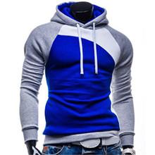 2015 New Design Causal Mens Hoodies, Male Fashion Sportswear Outerwear, Man Outdoor Sports Tracksuit Sweatshirt, Size M to 3XL
