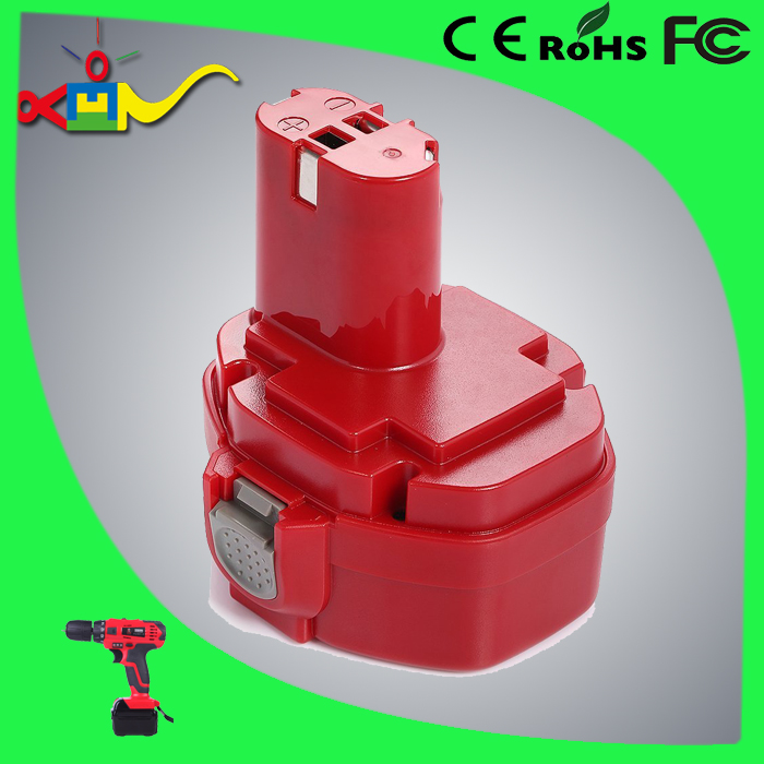 14.4v 2.0Ah rechargeable power tools battery replace ma kita