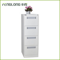 Steel office furniture/ office system equipment/ vertical file cabinet-4 DRAWER