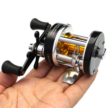 CL25 alle metall casting Exquisite baitcasting angeln reel