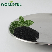 high quality potassium humate super flake water soluble fertilizer