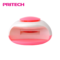 PRITECH Small And Portable Automatic Pressure Activates Switch Nail Polish Dryer