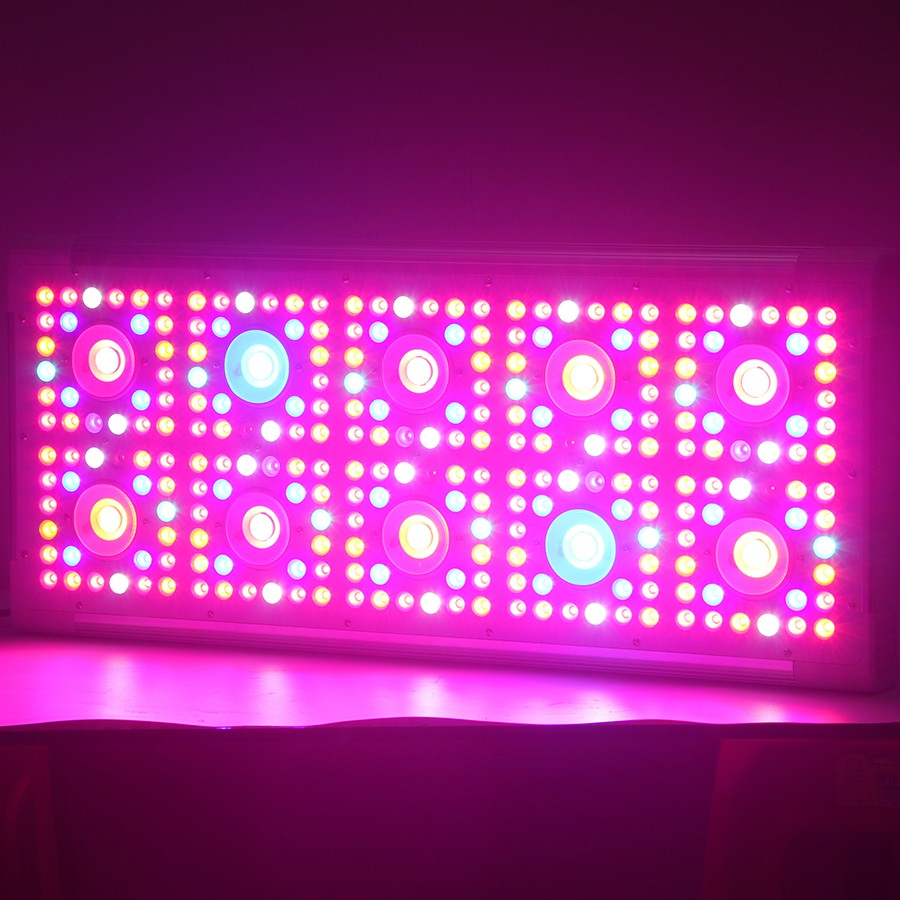 Indoor Growers Bp600 Cob Led Grow Light Review Housing 680w Than ...
