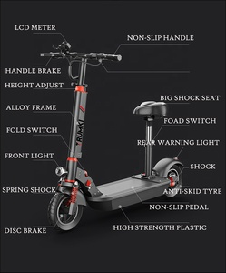 Promotional Various pro scooter electric scooter folding electric scooter