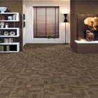 Export India PP strip carpet tiles 50*50