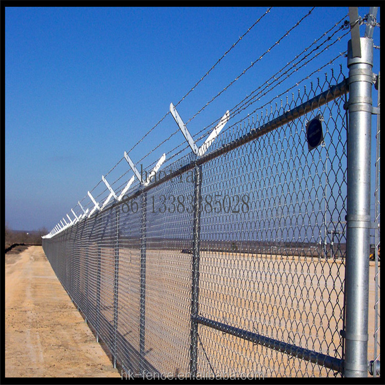 Residential High Security Diamond Wire Mesh Fence Gate - Buy Diamond ...