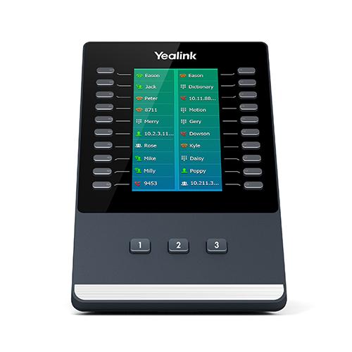Original Nouveau Couleur écran Module D'extension pour Yealink T5 Série EXP50