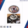 china manufacture 4 holes differential gear of gearbox for tuk tuk bajaj tricycle