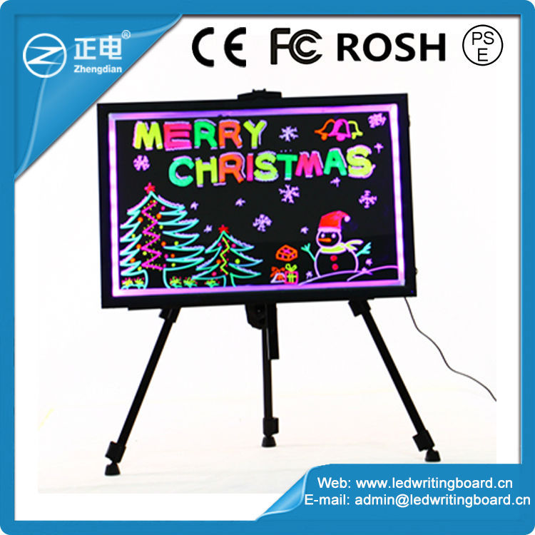 Promotion Activity Cheap Led Illuminated Message Board 90