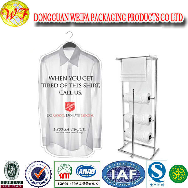 d90ed14299d Clear Polyethylene Dry Cleaning Garment Bags On Rolls - Buy Garment ...