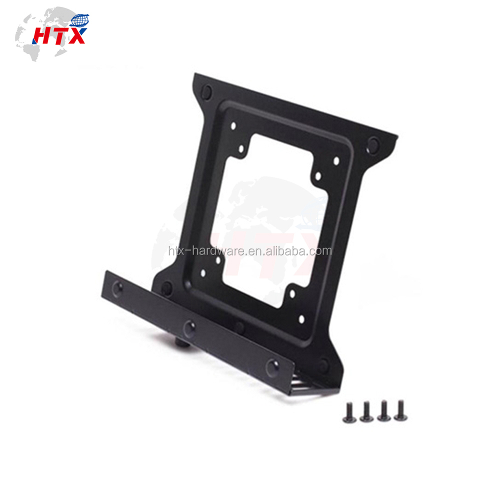 Hot selling custom made machining computer keyboard bracket production for tooling spare parts