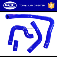 Motorcycle silicone hose kits for KAWASAKI ZX10R NINJA 04-05