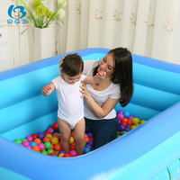 popular hot sale easy taking away swimming games clam shell inflatable pool float