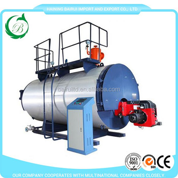 2 ton horizontal steam boiler (diesel/oil fired, gas fired), View 2 ...