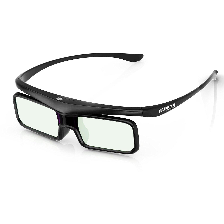 True Depth 3D® Firestorm BT Glasses for Bluetooth Panasonic 3D TVs (2012 -2013 and Beyond)