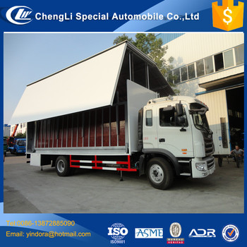 45m3 50m3 55m3 60m3 Stage Trucks Mobile For Sale Led Mobile Stage Truck For  Sale Mobile Stage Truck For Roadshow - Buy Stage Trucks Mobile For