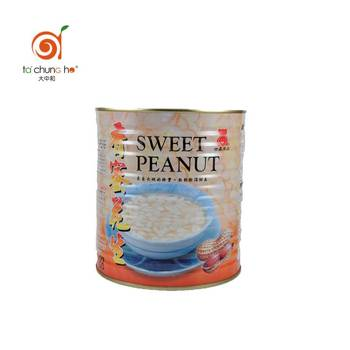 High quality sweet peanut can for shaved ice