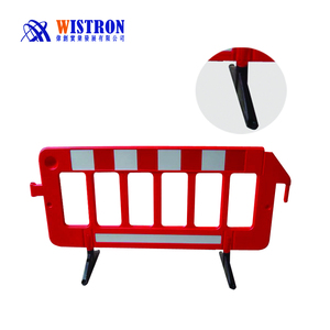 High Quality Roadway Safety Multi Plastic Traffic Barriers