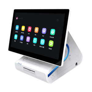 Hot selling POS With 80mm Thermal Printer Restaurant Ordering Touch Screen Machine GPRS Mini NFC Android Pos Payment Terminal