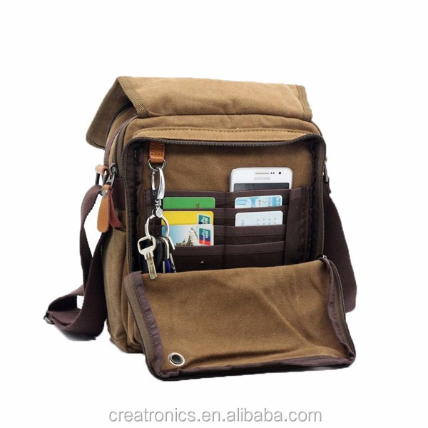 China alibaba cool men canvas sling bags, hiking sling bag, cheap sling bag