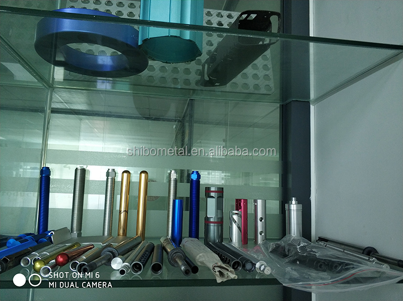 custom fabrication services cnc turning parts aluminum precision cnc metal parts