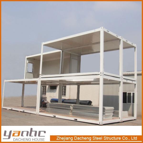 20 f e fertighaus geb ude container vorgefertigte for Fertighaus container modul