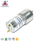 low noise 32mm gearbox high torque cw/ccw 12v 300rpm 32mm dc gear motors