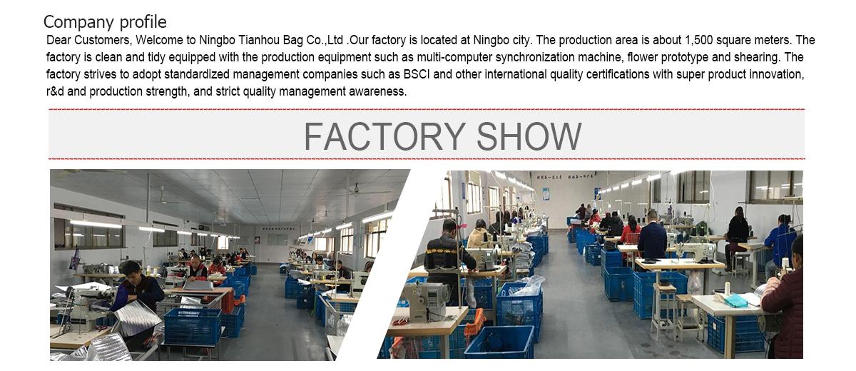 08ae1dbac9c Ningbo Tianhou Bag Co., Ltd. - default