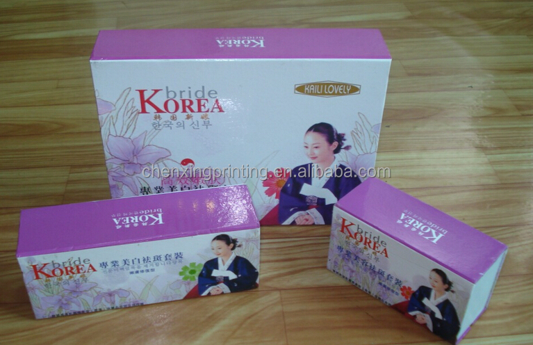 Free Sample Of Luxury Soap Blue & Red & Green Paper Boxes,Antique ...