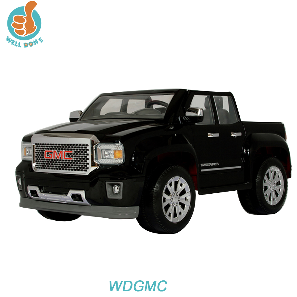 WDGMC License Car GMC Big Kids Ride On Car New Item With CE