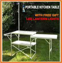 kitchen camping table kitchen camping table suppliers and manufacturers at alibabacom - Camping Kitchen Tables